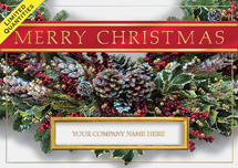 Surrounded with Cheer Christmas Cards
